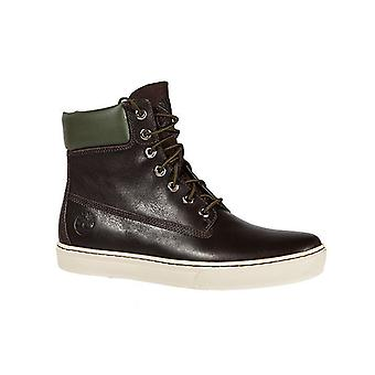 Timberland leather boots 2.0 Cup sole 6 in men's black