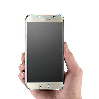 Armoured glass for Samsung Galaxy S6 real-time protection foil mobile Matt