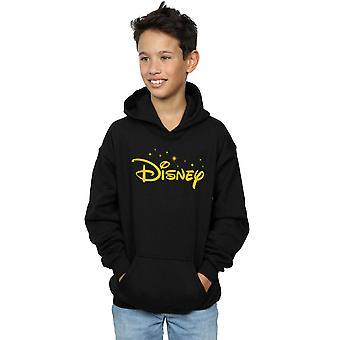 Disney Boys Logo Stars Hoodie