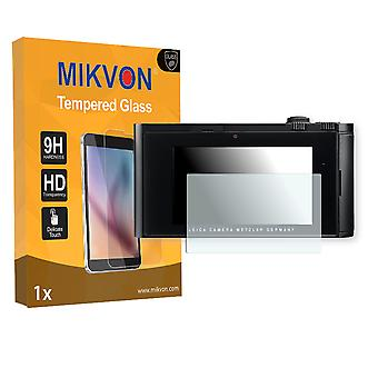 Leica T Screen Protector - Mikvon flexible Tempered Glass 9H (Retail Package with accessories)