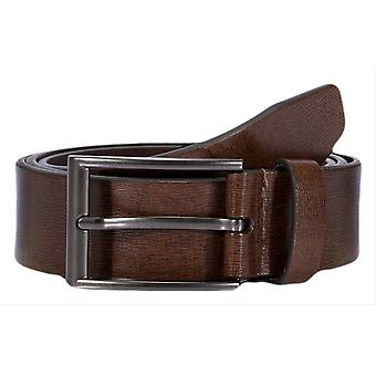 Dents Casual Leather Belt - Tan