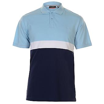 Pierre Cardin Mens Polo Shirt Classic Fit Tee Top Short Sleeve Cotton Button