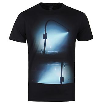 BOSS Tnight Black Graphic T-shirt