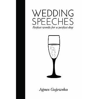 Wedding Speeches by Agnes Gajewska - 9781742570945 Book