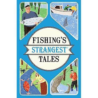 Cuentos más extraños de la pesca por Tom Quinn - libro 9781911042457