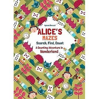 Alice's Mazes - Search - Find - Count by Alice's Mazes - Search - Find