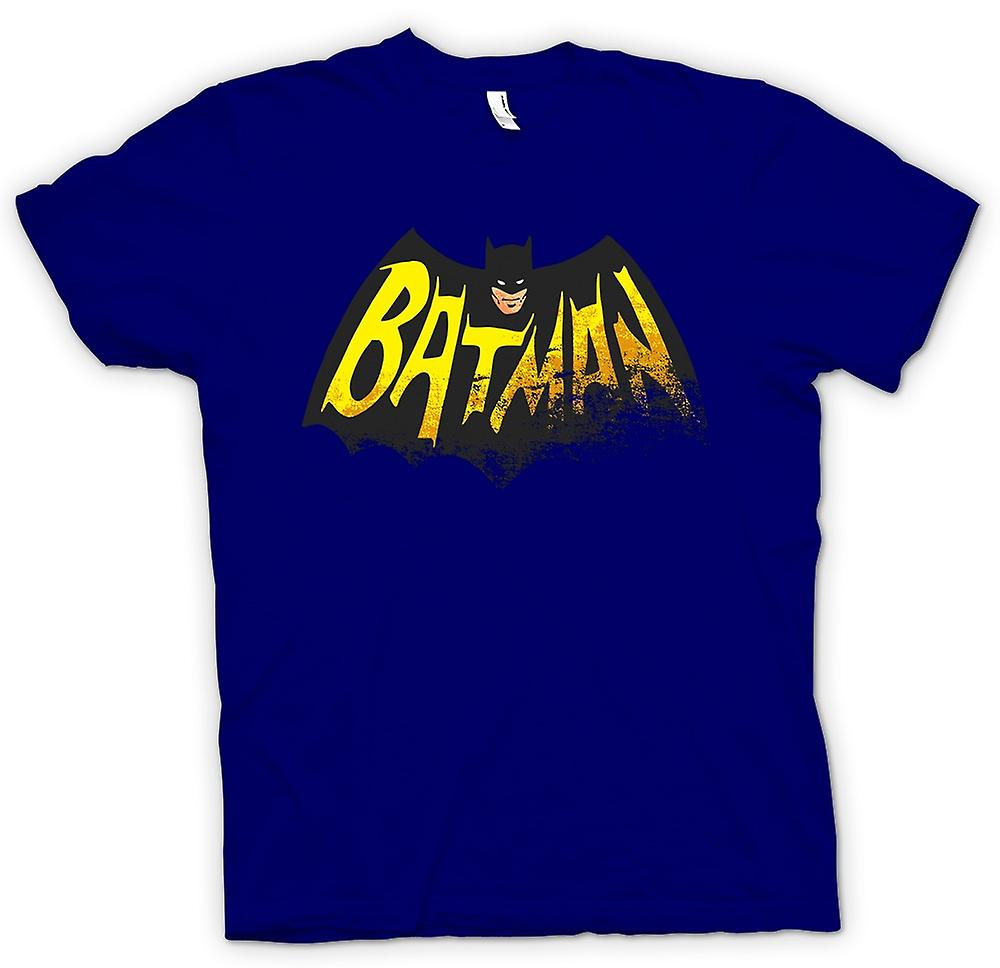 Mens t-shirt - Batmans Cape - eroe comico