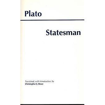 Staatsmann (Revised Edition) von Plato - Christopher Rowe - Christopher