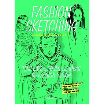 Fashion Sketching - Templates - Poses and Ideas for Fashion Design by