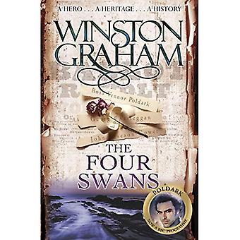 Les quatre cygnes: Un roman de Cornwall 1795-1797