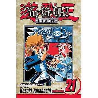 Yu-GI-Oh! Duelist: Volume 21 Duel the Lightning! (Yu-GI-Oh! Duelist)