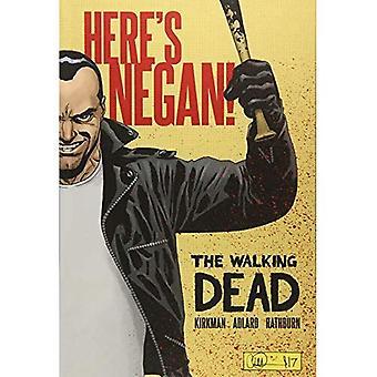 Den gå død: Her er Negan