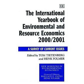 Anuario Internacional del medio ambiente y los recursos economía 2000/2001 A encuesta de corriente...