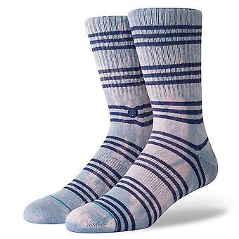 Stance Foundation Mens Socks ~ Kurt blue steel (size L)