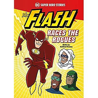 The Flash Races the Rogues� (DC Super Heroes: DC Super Hero Stories)