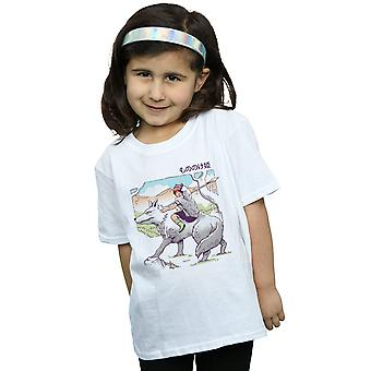 Vincent Trinidad Girls Shonen Wolf Princess T-Shirt