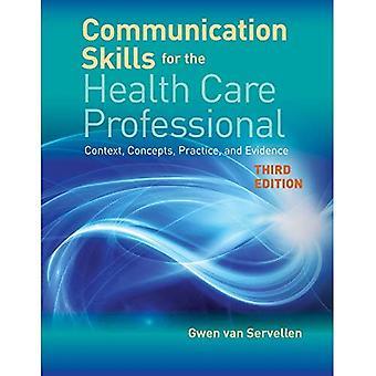 Capacités de communication pour les professionnels de la santé