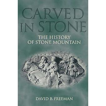 Carved in Stone by Freeman & David