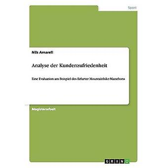 Analyse der Kundenzufriedenheit durch Amarell & Nils