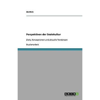 Perspektiven der Soziokultur by Blick & Ida