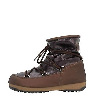 Moon Boot  Women Brown Ankle boots -- 2400643120
