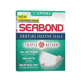 Seabond Denture Fixative Uppers 15