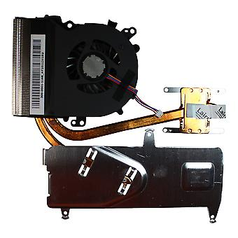 Sony Vaio VGN-NW235DS Compatible Laptop Fan With Heatsink