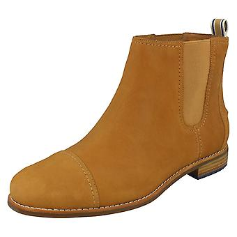 Ladies Sperry Chelsea Style Ankle Boots 9599606