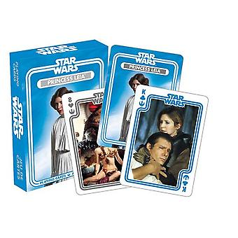 Star Wars Leia Skywalker Deck of 52 Playing Cards (nm)