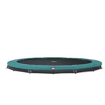 BERG InGround Champion 330 11ft Trampoline Sports Series Green