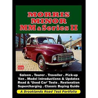 Morris Minor MM & Series II A Brooklands Road Test Portfolio by R. M.