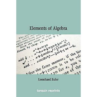 Euler's Elements of Algebra by Chris - Sangwin - 9781899618798 Book