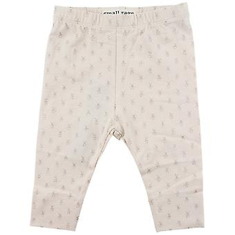 Small rags beige legging Fly