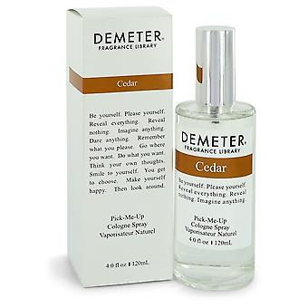 Demeter Cedar by Demeter Cologne Spray 4 oz / 120 ml (Women)