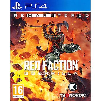 Red Faction Guerilla Remarstered  - Playstation 4