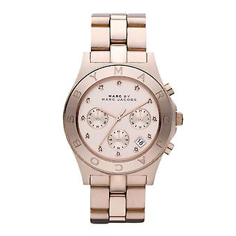 Marc by Marc Jacobs Damenchronograph lame (MBM3102)
