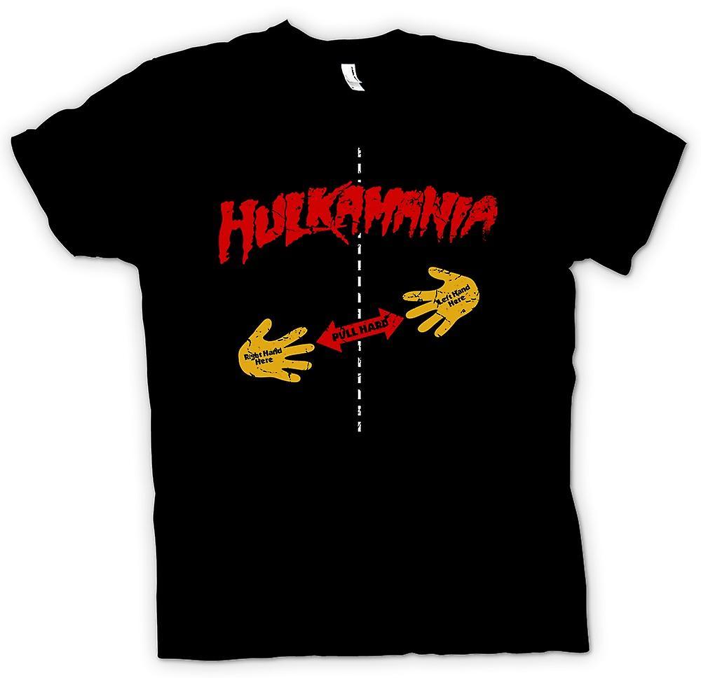 Barn T-shirt - Hulk Mania - Rip skjorta - dra här