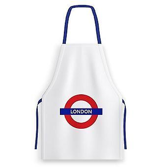 Tfl™6002 licensed london underground roundel™ print apron