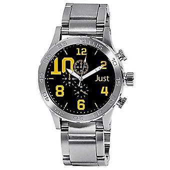 Just Watches Watch Man ref. 48-S5543BK-YL