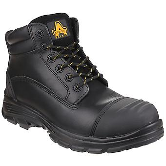 Amblers Safety Mens AS201 QUANTOK S3 PU/RUBBER SAFETY BOOT