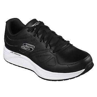 Skechers Mens Skyline Woodmist lace up trainer