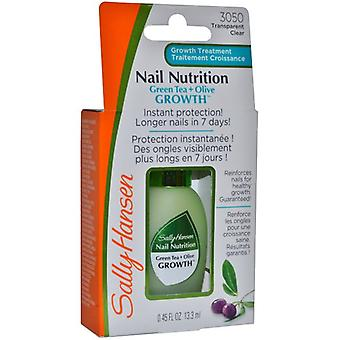 Sally Hansen Nail Nutrition Instant Nail Protection 13.3ml Longer Nails in 7 Days