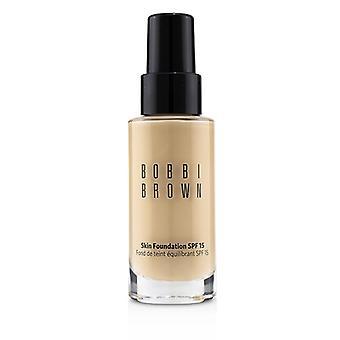 Bobbi Brown Skin Foundation Spf 15 - # 1.25 Cool Ivory - 30ml/1oz