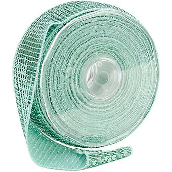 Square Sequin Trim 40Mm X 15.95 Yards Sea Green 9801 40 10