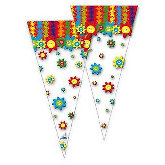 CPA Paq.100 Cone Flowers Bags 20x40cm (Costumes)