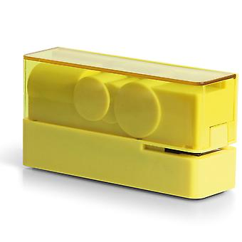Yellow Lexon Flow Electric Stapler
