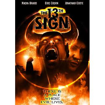 The 13th Sign Movie Poster (11 x 17)