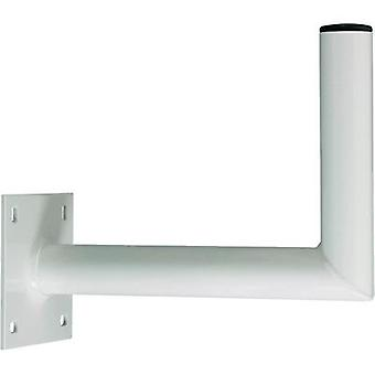 SAT wall mount A.S. SAT 10725 Projection distance: 25 cm Suitable for dish size: Ø up to 90 cm White