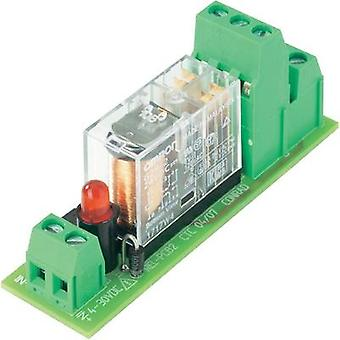 Relay card equipped 1 pc(s) 12 Vdc Conrad Components REL-PCB2 1 2 change-overs 12 Vdc