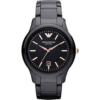 Watch Emporio Armani ceramic AR1466